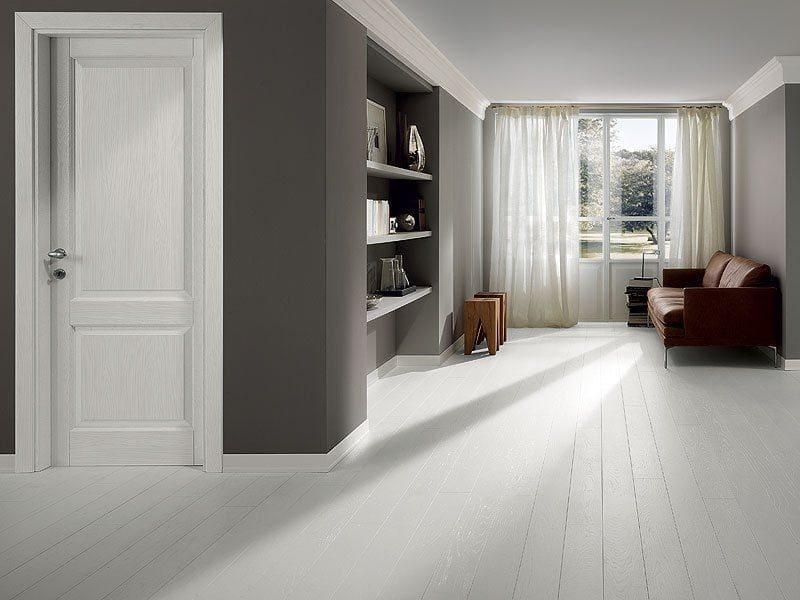 какой цвет дверей если пол светлый фото уютная